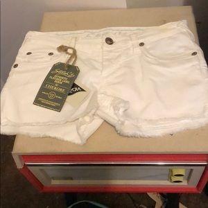 Stichs Denim shorts size 27